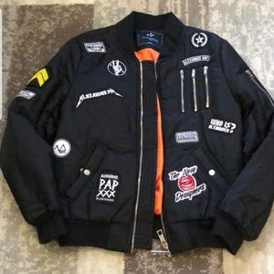 The new design jacket